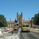 Sydney University External Upgrade